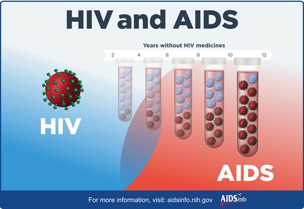 aids and hiv reaction paper
